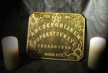Spiritualism and Talking Boards / by Caitlin McCarthy