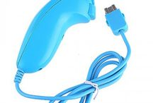 Consumer Electronics - Video Games & Accessories - Wii Accessories / by Gizga.com