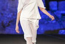 """""""Undefined"""" - Noemi Licciardello al Madeinmedi 2014 / La purezza deturpata, il bianco sporcato... la collezione """"Undefined"""" by Noemi Licciardello  Evento MADEINMEDI ediz.2014 Fashion Designer: Noemi Licciardello Location Teatro Antico Taormina (Me) Producer: Marco Aloisi Ph Valerio D'Urso - Fotografo Models: Castdiva Models Management Make up: Belli Simone Hair Styling: L'ORéAL PROFESSIONNEL"""