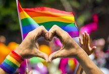 Pride in London / Celebrate Pride with the colourful parade through central London.