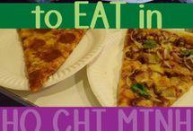Food&Drinks: Ho Chi Minh, Vietnam