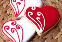 Valentie's Day cookies