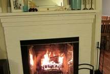Mantel Ideas / I now have a mantel--bring on the decorating ideas! / by Meghan Martin