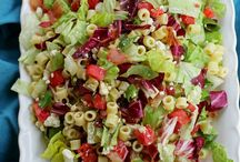Scrumptious salads / by Sabrina Morgan