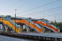 Rail Station-Inspiration
