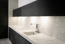Kitchen design / Beautiful kitchen design that inspire me for my projects  www.sandervaneyck.nl