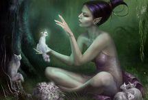 Fantasy / by Angela Oswald
