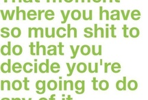 Quotes / by Christine Schwartz