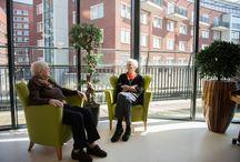 WZH Rustoord / WZH Rustoord ligt midden in Den Haag-Leidschenveen. Op loopafstand van het winkelcentrum en het openbaar vervoer. WZH Rustoord heeft een rustige uitstraling, maar in dit huiselijke en gezellige woonzorgcentrum valt veel te beleven! De warme sfeer en hoge betrokkenheid van familie, mantelzorgers, vrijwilligers en medewerkers zorgen ervoor dat cliënten zich snel thuis voelen.