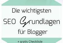 Blogging / Die besten Blogger Tipps und Tricks