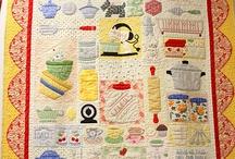 Keuken quilt