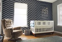 Baby R's New Pad / Stylish digs for Baby Ruebel's arrival!