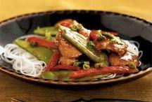 Chinese Pork Stirfry