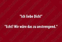 Sprüche / :)