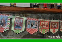 Christmas Card Banner / by Donna Danielewski