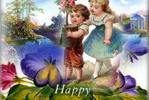 Χριστός Ανέστη Χρόνια πολλά σε όλες τις μητέρες του κόσμου.