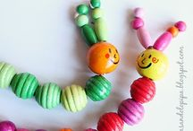 Bead Crafts for Kids / by The Crafty Crow