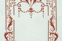 cross stitch seccade
