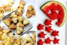 Cuinant / Receptes fàcils i vistoses per compartir taula i moments previs a la cuina, amb els petits xefs de la casa