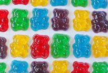 Ursinhos gummy e outros temas