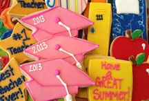 Graduation and End of the School Year Cookies