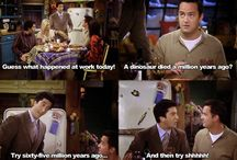 Friends. / Love this show