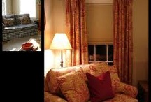 Bay Window Treatments / by Window Treatments For Sliding Glass Doors