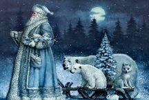 Babbo Natale o Santa