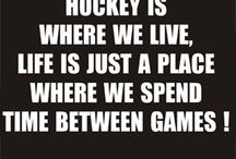 The Life of Hockey / by N Wallace