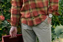 mens fall style southern