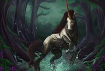 unicorn, kirin, Pegasus, and other hooves / by Devon Edgmon
