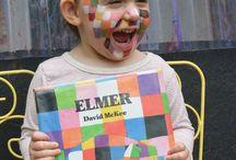 Elmer the elefante