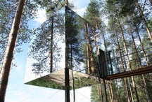 Architecture / Architecture - photos from both the interior, exterior and interior design / by Wiola Helgelin