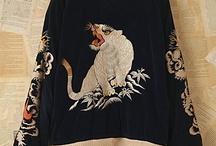 souvenir jacket / スカジャン・コレクション (Japanese Souvenir Jacket)