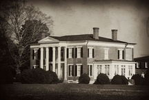 Antebellum Homes in Tennessee