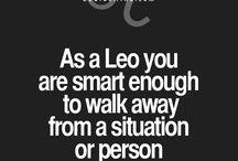 Leo quotes