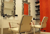 The Red Angel Hair Company interior / Salon pics