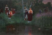 Slavic celebrations