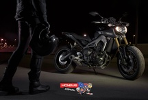 Yamaha MT-09 triple-cylinder 850cc / Introducing Yamaha's all new 850cc triple, the MT-09. More images, specifications and video here - http://www.mcnews.com.au/Video_Of_The_Week/2013/Jun_12b.htm