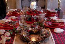 Christmas 2016 | BMC / Christmas decoration & table setting