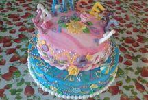 my c@ke♥♡ / Queste sono le mie torte