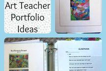 ArtEd - Resume/Portfolio for the teacher