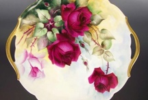 Decorative China Plates