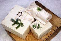 Máslenka dárkové balíčky Vánoce