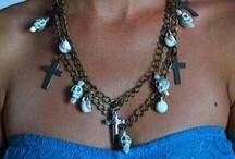 ♥ Maison DeBarge ♥ / Maison DeBarge est une marque de bijouterie fantaisie créée par Alice Debarge et Sandra Devigne. Les bijoux sont tous assemblés à la main. ///////////////// Maison DeBarge is a french jewelry brand created by Alice Debarge and Sandra Devigne. Every pieces are handmade.  http://www.alittlemarket.com/boutique/maisondebarge
