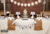 Safari Party Ideas / by Lillian Hope Designs