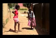 African comedy