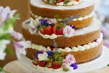 Wedding Cakes / Wedding Cakes homemade by Trevenna in Cornwall