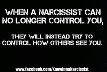 i hate narcissists so much