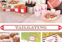 Sports Themed Party ideas / by Get Campie.com